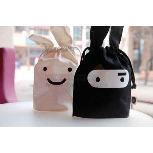 Rabbit Pouch Bag For Instax Mini 7S, Mini 8, Mini 25, Mini 50S