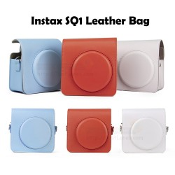 Leather Bag For Instax Square SQ1