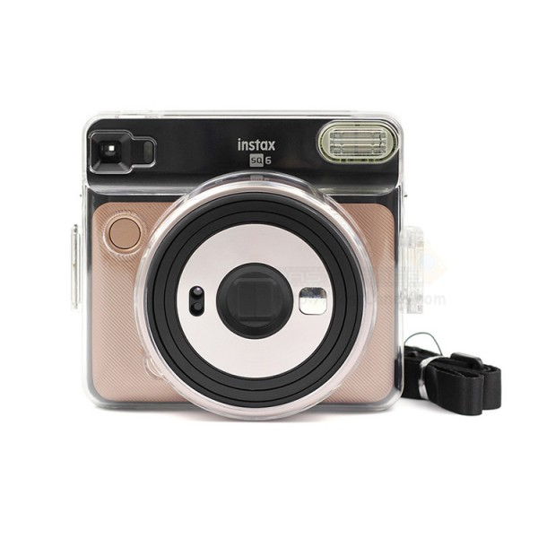Crystal Case For Instax Square SQ6