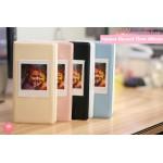 Dessert Time Album For Instax Square Film [64+1 Slots]