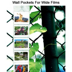 Wall Pocket Album For Instax Wide Film