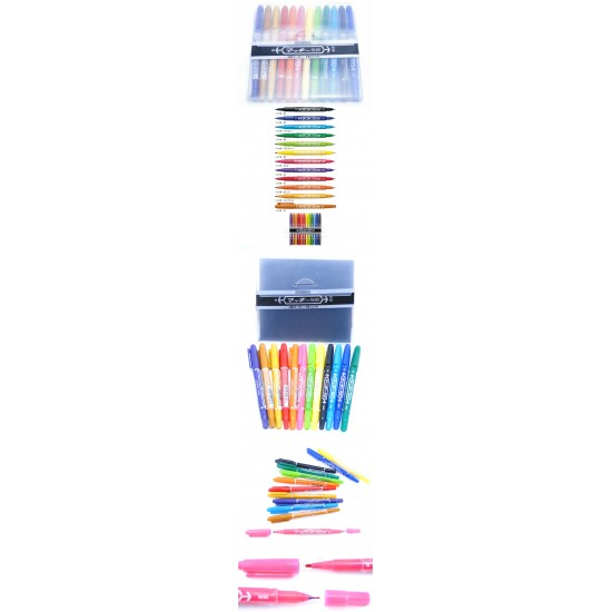 Marker Pens [12 Colours Set]