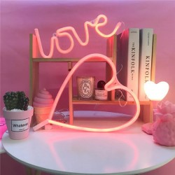 LOVE LED Neon Decorative Light