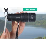Universal Telephoto Zoom Lens X16 For Mobile Phone