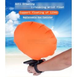 Lifesaving Wrist Float
