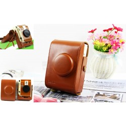Leather Bag For Lomo'Instant Camera