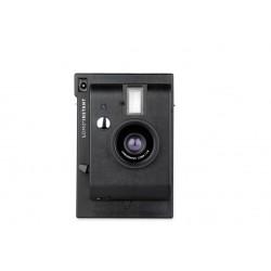 Lomo'Instant (Black) +FREE Closeup Lens +FREE Extra Color Gel  +FREE Strap