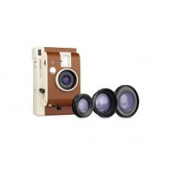 Lomo'Instant (Sanremo) + 3 Lenses +FREE Extra Color Gel +FREE Strap