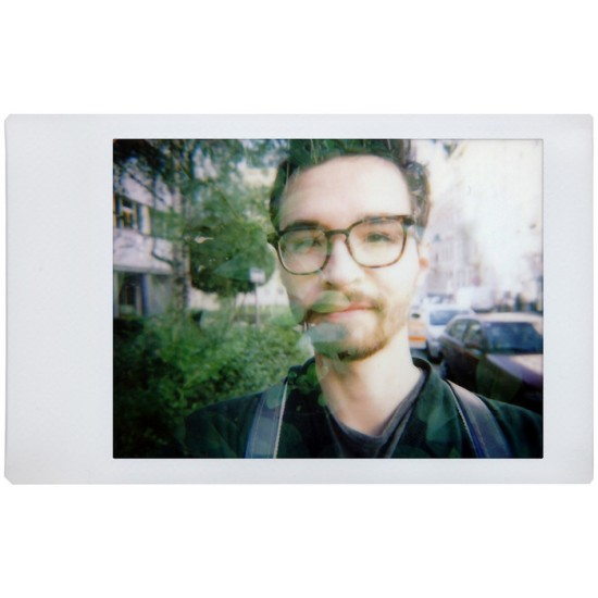 Lomo'Instant (Orange-Teal Special Edition) + 3 Lenses +FREE Extra Color Gel +FREE Strap