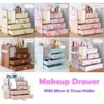 Cosmetics Makeup Drawer Organizer