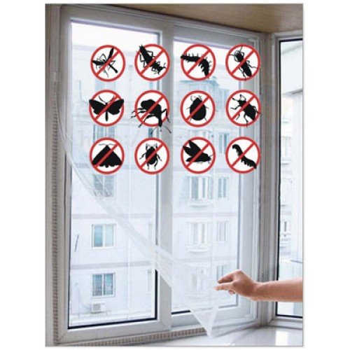Windows Mosquito Insect Mesh Net