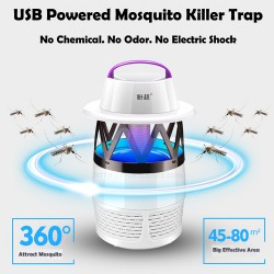 USB Mosquito Killer Trap