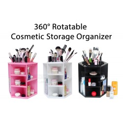 360 Degree Rotatable Storage Organizer