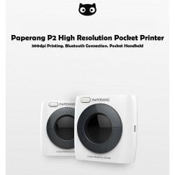 Paperang Mobile Instant Photo Printer P2