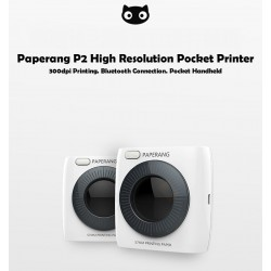 Paperang Mobile Instant Photo Printer P2