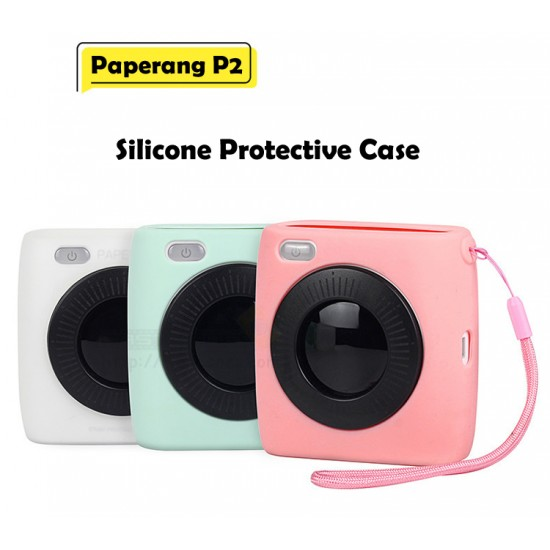 Silicone Case For Paperang P2