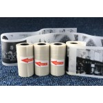 Translucent Sticker Thermal Paper For Paperang /Receipt Printer