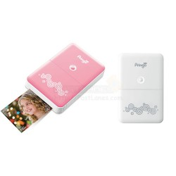 Hiti Pringo P231 Portable Photo Printer + FREE Spare Battery