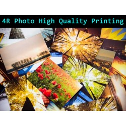 4R Photo High Quality Printing