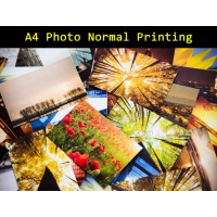 A4 Photo Normal Printing
