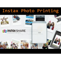 Instax Mini Film Printing