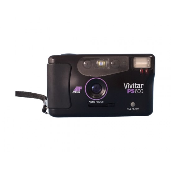 [Rental] Vivitar PS600 Film Camera