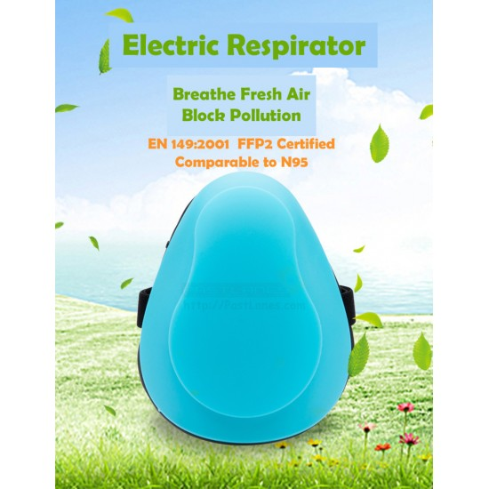 Reusable Electric Respirator