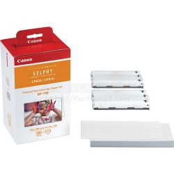 Canon RP-108 Color Ink Photo Paper Set For Selphy Printer