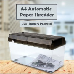 USB Automatic Paper Shredder