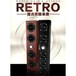 At First Sight X11 Wooden Sound Box Speaker