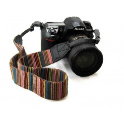 Colorful Stripe Strap