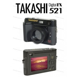Takashi FX521 Digital Holga Camera