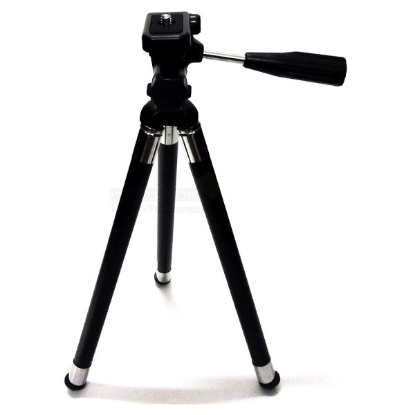 8 Sections Ultra Compact Tripod + FREE Phone Holder