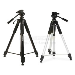 "Polaroid 72"" (183cm) Tripod + FREE Phone Holder"