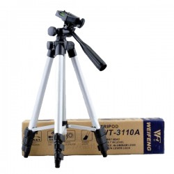 Weifeng WT-3110A Portable Lightweight Tripod + FREE Phone Holder