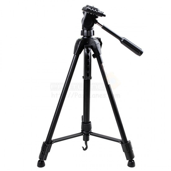 Weifeng WT-3730 Professional Tripod + FREE Phone Holder