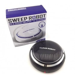 USB Rechargeable Robot Vacuum Cleaner