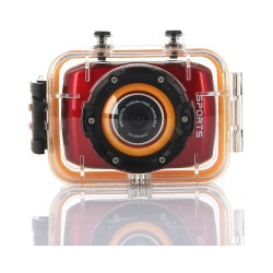 Waterproof Video Action Camera [Cheaper Alternative To GoPro & SJ4000]