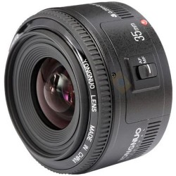 Yongnuo YN 35mm f/2 Lens For Canon EF Mount