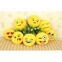 Emoji Plush Toy