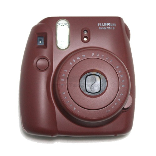 instax mini 8 polaroid camera choco brown. Black Bedroom Furniture Sets. Home Design Ideas