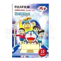 Fujifilm Instax Mini Film (Doraemon Blue)