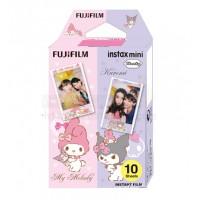 [Pre-Order] Fujifilm Instax Mini Film (My Melody Kuromi)