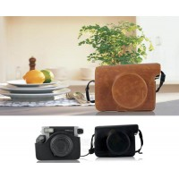 Leather Bag For Instax 300