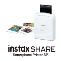 Instax SHARE SP-1 Photo Printer + FREE Film + FREE Pouch