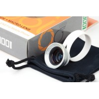 Universal Wide Angle + Macro Lens For Mobile Phone